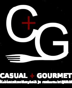 Casual+Gourmet logo